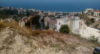Land for sale Blat Jbeil Area 1016Sqm