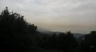 Land for Sale Gharzouz Jbeil Area 7500Sqm