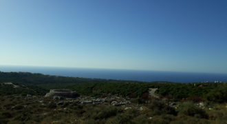 Land for Sale Gharzouz Jbeil Area 860Sqm