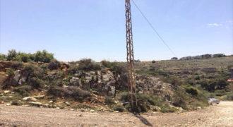 Land for Sale Gharzouz Jbeil Area 890Sqm