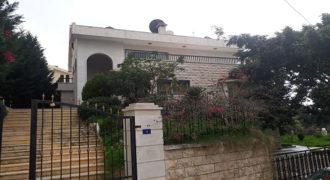 Villa for Sale Hboub Jbeil ;Deluxe Construction is about 1000 Sqm