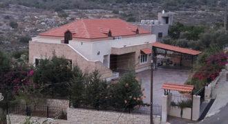 Villa for Sale Jdayel Jbeil ; Construction is about 277 Sqm