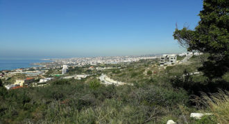 Land for Sale Fidar ( Halat ) Jbeil Area 1015Sqm