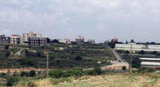 Land for Sale Edde Jbeil Area 1737Sqm