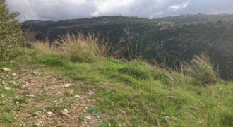 Land for Sale Daher Abi Yaghi Batroun Area 10832Sqm