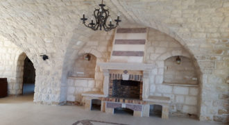 Villa for Sale Berbara Jbeil ;Old Lebanaise Steel ,Deluxe Construction is about 360 Sqm