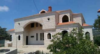 Villa for Sale Ain Kfaa Jbeil ; Construction is about 1984 Sqm