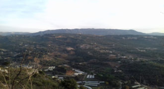 Land for Sale Tourzaiyya Jbeil Area 10500Sqm
