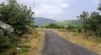 Land for Sale Lehfed Jbeil Area 880Sqm