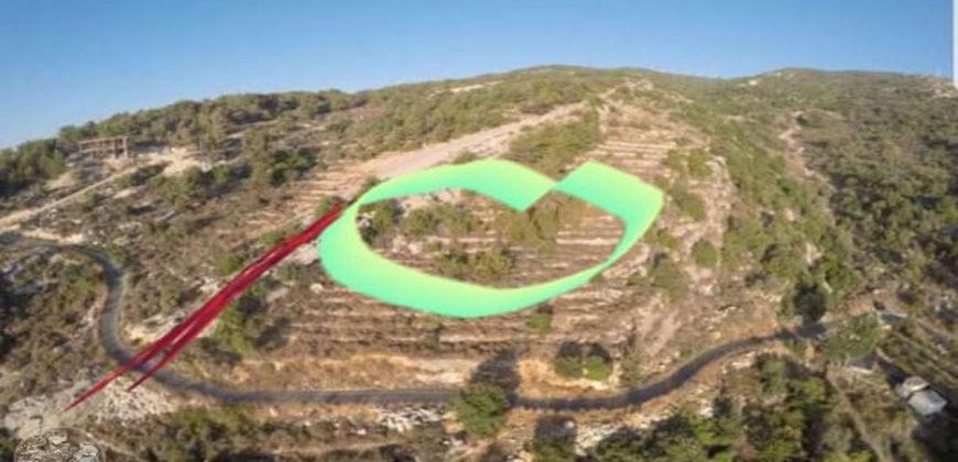 Land for Sale Hardine – Beit Kassab Batroun Area 606Sqm